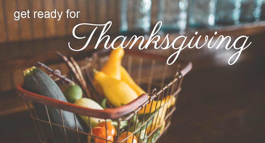Thanksgiving Cleaning TIps